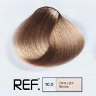 10.0 REF Colour - Супер светло русо - 100 ml