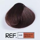 5.00 REF Colour - Интензивно натурално светло кафяво - 100 ml