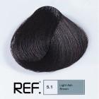 5.1 REF Colour - Много тъмно пепелно русо - 100 ml