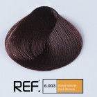 6.003 REF Colour - Бахия натурално тъмно русо - 100 ml