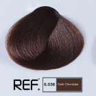 6.036 REF Colour - Тъмен шоколад - 100 ml