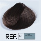 6.1 REF Colour - Пепелно тъмно русо - 100 ml