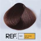 6.3 REF Colour - Тъмно златно кафяво - 100 ml