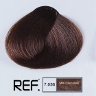7.036 REF Colour - Млечен шоколад - 100 ml