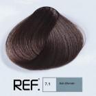 7.1 REF Colour - Пепелно русо - 100 ml