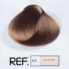 8.0 REF Colour - Светло русо - 100 ml