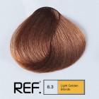 8.3 REF Colour - Светло златно русо - 100 ml