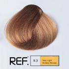 9.3 REF Colour - Много светло златно русо - 100 ml