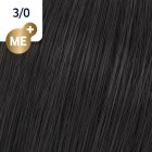 3/0 Wella Koleston Perfect - Тъмно кафяво - 60 ml