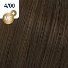 4/00 Wella Koleston Perfect - Средно натурално кафяво - 60 ml