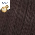 5/07 Wella Koleston Perfect - Светло-кафяво натурално кафяво - 60 ml