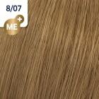 8/07 Wella Koleston Perfect - Светло-русо натурално кафяво - 60 ml