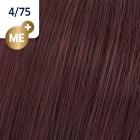 4/75 Wella Koleston Perfect - Средно-кафяво кафяв махагон - 60 ml