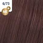 6/73 Wella Koleston Perfect - Тъмно-русо кафяво-златисто - 60 ml