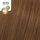 7/73 Wella Koleston Perfect - Средно-русо кафяво-златисто - 60 ml