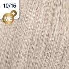 10/16 Wella Koleston Perfect - Най-светло русо пепелно виолетово - 60 ml