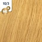 10/3 Wella Koleston Perfect - Най-светло русо златисто - 60 ml