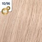 10/96 Wella Koleston Perfect - Най-светло пепелно виолетово русо - 60 ml