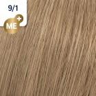 9/1 Wella Koleston Perfect - Много светло-русо пепелно - 60 ml