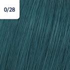 0/28 Wella Koleston Perfect - Матово синьо (аквамарин) - 60 ml