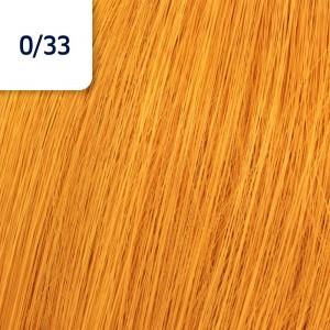 0/33 Wella Koleston Perfect - Интензивно златисто - 60 ml