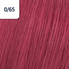 0/65 Wella Koleston Perfect - Виолетов махагон - 60 ml