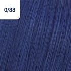 0/88 Wella Koleston Perfect - Интензивно синьо - 60 ml