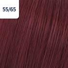 55/65 Wella Koleston Perfect - Интензивно светло-кафяво виолетов махагон - 60 ml