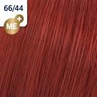 66/44 Wella Koleston Perfect - Интензивно тъмно-русо интензивно-червено - 60 ml