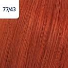 77/43 Wella Koleston Perfect - Интензивно средно-русо червено-златисто - 60 ml