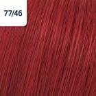 77/46 Wella Koleston Perfect - Интензивно средно-русо червено-виолетово - 60 ml