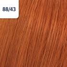 88/43 Wella Koleston Perfect - Интензивно светло-русо червено-златисто - 60 ml