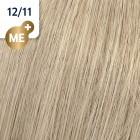 12/11 Wella Koleston Perfect - Специално русо интензивно пепелно - 60 ml