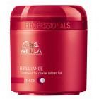 Brilliance - Маска за блясък на боядисаната гъста коса - 150 ml